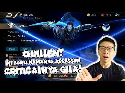 INI DIA HERO ASSASSIN PALING DITUNGGU DI AOV! QUILLEN! - AOV Indonesia