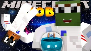 Minecraft Jobs - BECOMING AN ASTRONAUT! (Custom Roleplay)