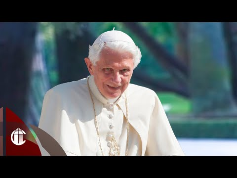 Visit Pope Benedict at the Apostolic Palace