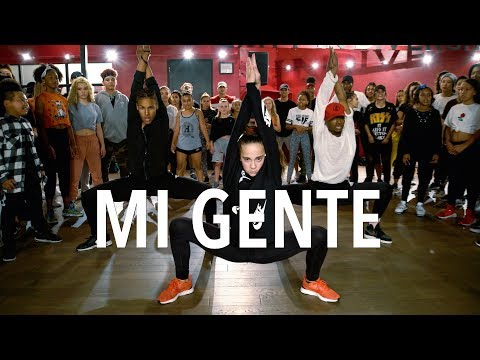 """MI GENTE"" - J Balvin, Willy William -Choreography by TRICIA MIRANDA"