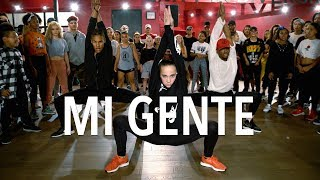"Video ""MI GENTE"" - J Balvin, Willy William -  Choreography by TRICIA MIRANDA download MP3, 3GP, MP4, WEBM, AVI, FLV Juli 2018"
