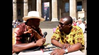 BlackIceTv7 speaks to Dalian Adofo, creator of Ancestral Voices.