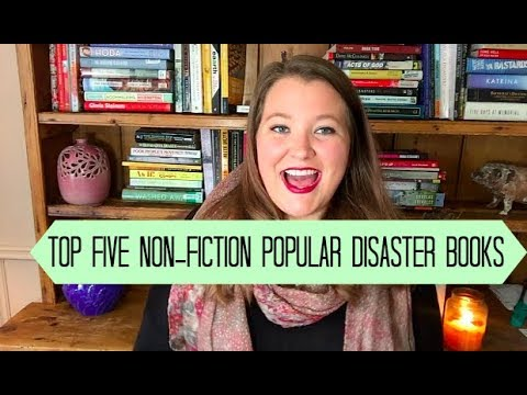 Top 5 Non Fiction Popular Disaster Books Youtube