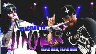 JINJER - Teacher, Teacher REACTION!