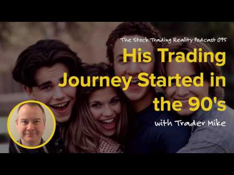 STR 095: His Trading Journey Started in the 90's (audio only