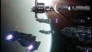 SpaceBourne - Gameplay ( PC ) First 44 Minutes
