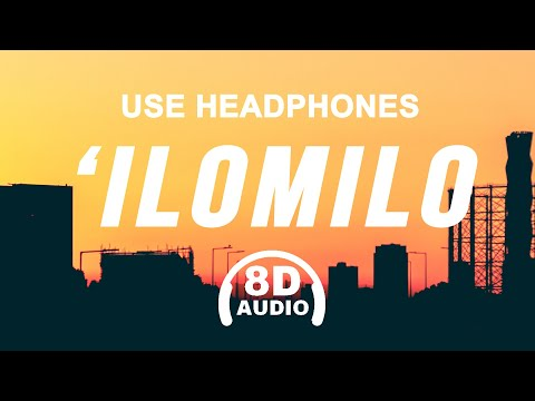 Billie Eilish - ilomilo (8D AUDIO)