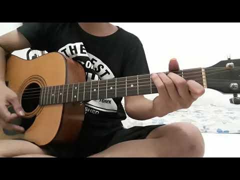 Korban Janji - Guyon Waton (cover Gitar Genjrengan)