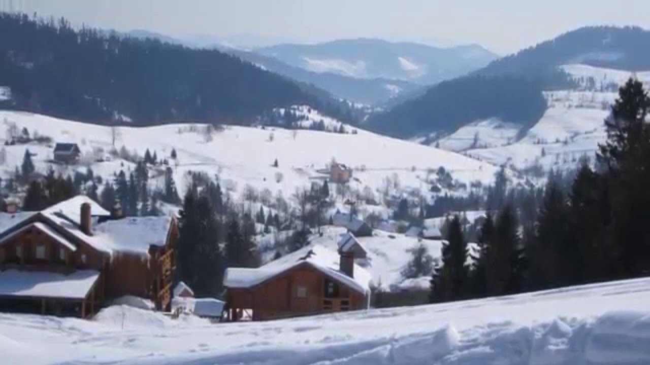 Красивые фотографии природы (зима) - YouTube