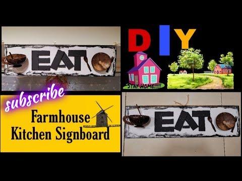 diy-kitchen-farmhouse-sign-board/diy-wall-decor/kitchen-decor-ideas/canvas-art/simple-living-mummy