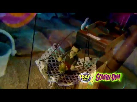 Scooby Doo Trap Time - Freds Mega Trap...