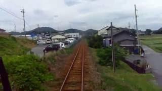 天竜浜名湖鉄道 金指→岡地→気賀 6/25