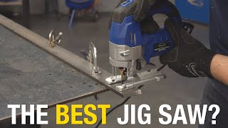 The BEST Jig Saw for the Money? Metal Cutting Made Easy!