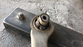 Os problemas da balança/bandeja do seu carro!