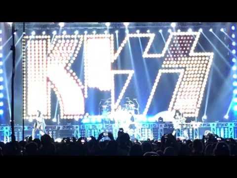 KISS - Detroit Rock City Wichita KS  7-25-2016