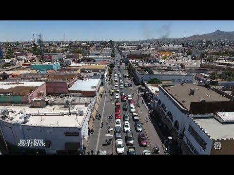 Enquete exclusive - Ciudad Juarez / New York : la nouvelle route de la cocaine