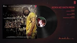 KGF GARBADHI. HD HINDI AUDIO Full Song