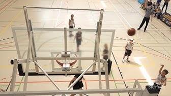 Eine Basketballliga für Grundschüler | bw crowd | Wir in Stuttgart