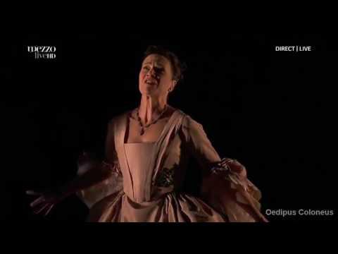 Sandrine Piau as Handel's Alcina - Ah! Mio cor