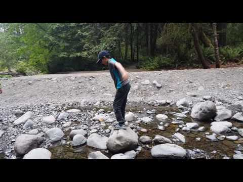 Lake Crescent and Marymere Falls Trail (part-1)