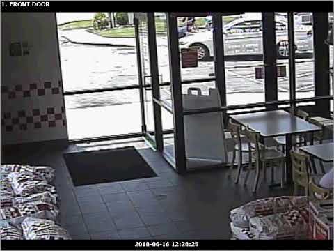 Police release second video in Valparaiso nail salon kerfuffle