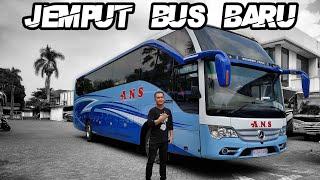 Download Mp3 Jemput Bus Ans Baru Langsung Dari Karoseri Morodadi Prima Di Kota Malang!!  Part