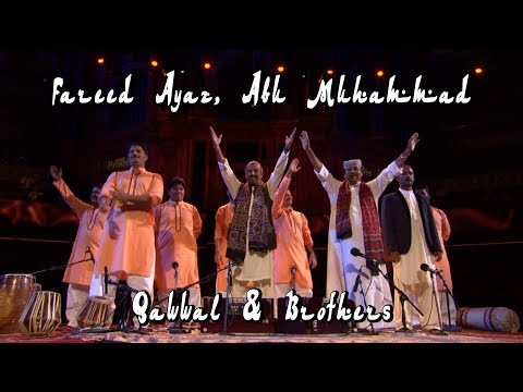 Ayaz Fareed, Abu Muhammad Qawwal & Brothers - Live at the Pr