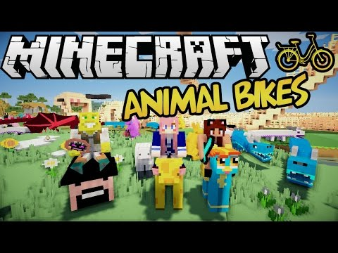 Animal Bikes Racing with Friends!