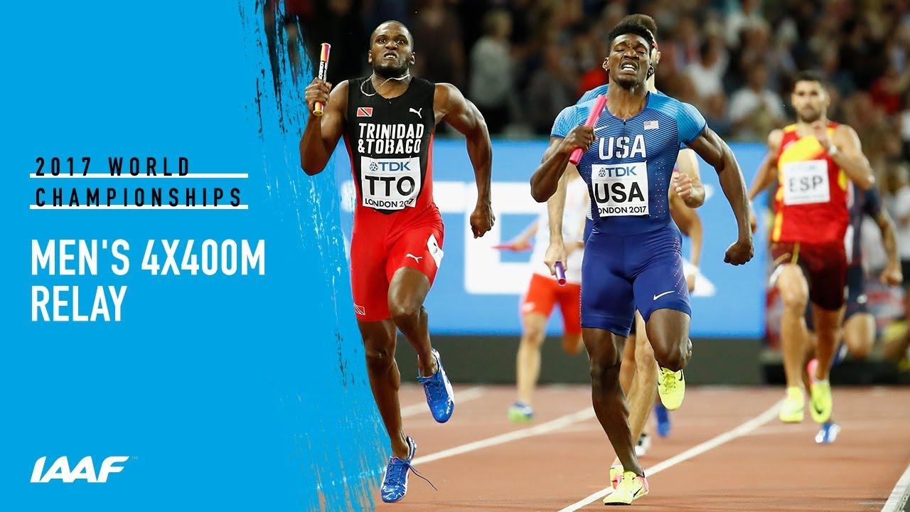 irelands mens 4x400m team - 1280×720