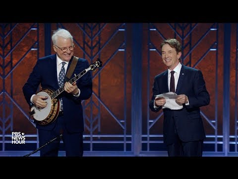 Steve Martin and Martin Short on faux flattery and genuine compliments