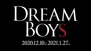 <DREAM BOYS>(2020.12-2021.1)for J-LODlive