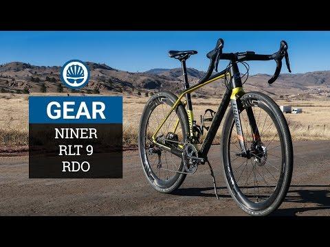Niner's new RLT 9 RDO for a winter gravel race
