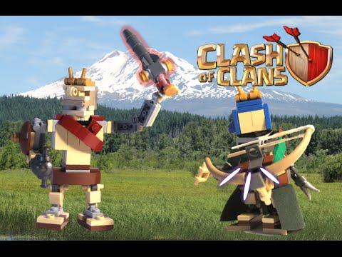 LEGO Clash Of Clans