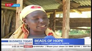 BEADS OF HOPE: How a bead project is creating source of employment for Narok women