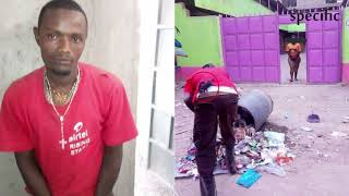 Armed Garbage Collector Arrested in Nairobi | Kenya news today