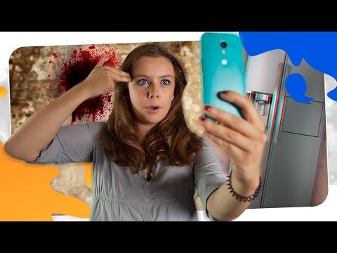 Tod durch Selfie!? - MashUp