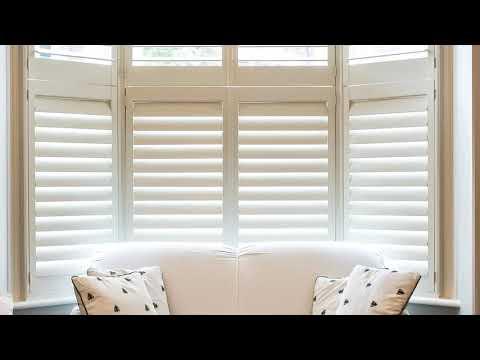 Curved Bay Window Vertical Blinds UK Designs