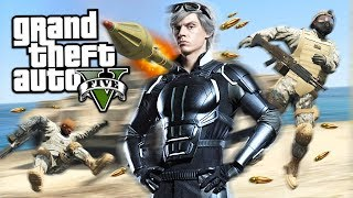 GTA 5 Mods - QUICKSILVER MOD w/ SUPER SPEED!! GTA 5 Quicksilver Mod Gameplay! (GTA 5 Mods)