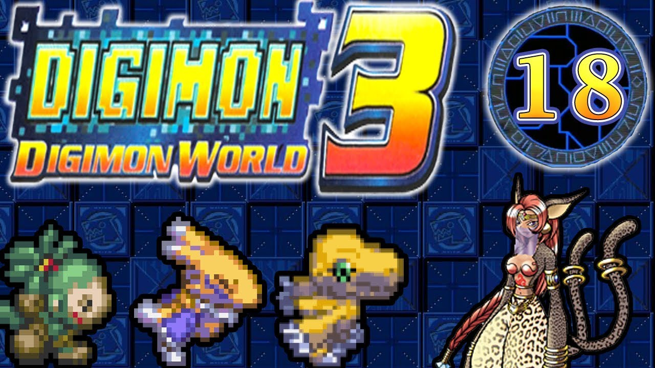 Digimon World 3 Part 18: The Game Master