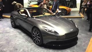 Aston Martin Db11 - Geneva Motor Show Blog