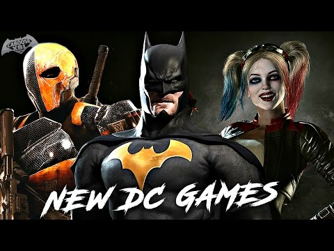 New Batman Arkham Game and Suicide Squad Game in Development?