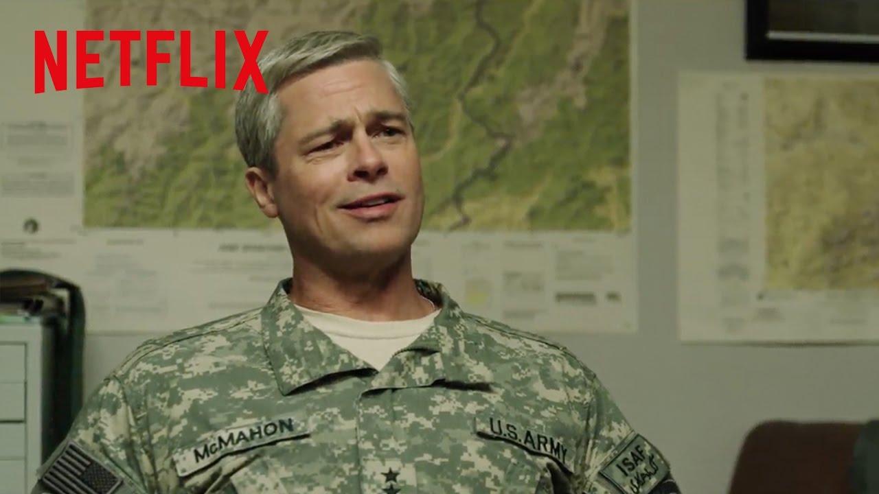 War Machine –Teaser – Bara på Netflix
