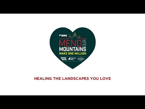 Mend Our Mountains: Make One Million