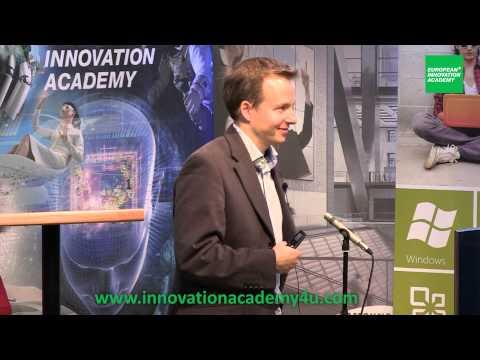 Prof. René Rohrbeck @ European Innovation Academy 19 July Part1