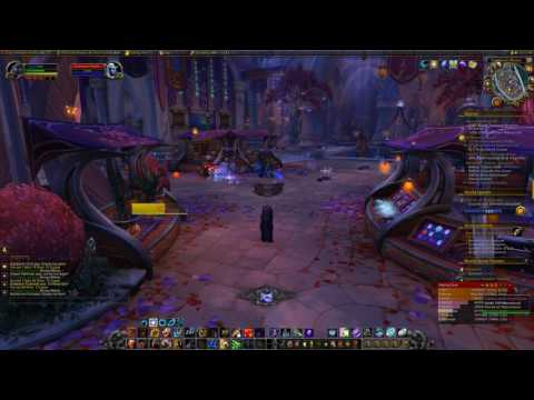 World Of Warcraft Legion Gameplay - A Personal Touch Nightborne Loupe