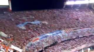 A DONDE VAYAS SIEMPRE ESTAREMOS + FIESTA - River Plate vs Juan Aurich - Copa Libertadores 2015