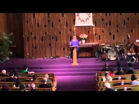 "Rev. Karen Lindvig Sermon ""The Bridge of Forgiveness""—Seattle Unity Church—11-15-2015"