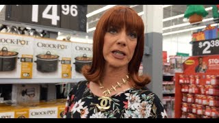 Coco Goes to Walmart