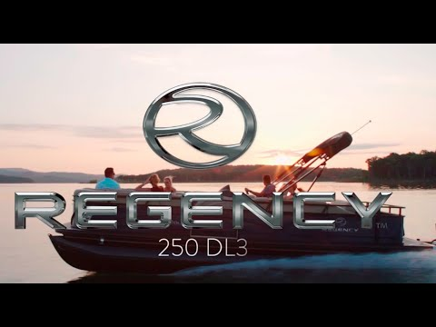 Regency 250 DL3 video
