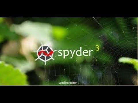 Launch Spyder Ide Via Anaconda Navigator On Windows Pcs